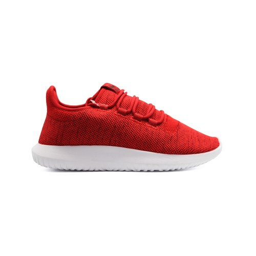 Adidas Men Tubular Shadow Knit Red