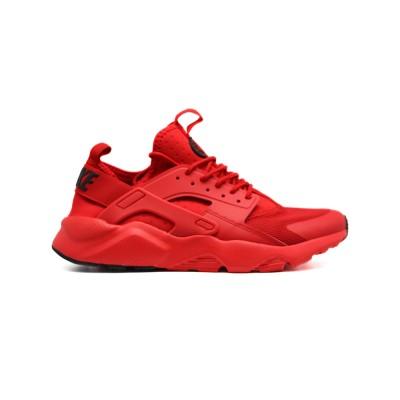 Купить Мужские кроссовки Nike Air Huarache Ultra Red-Black за 4490 р!