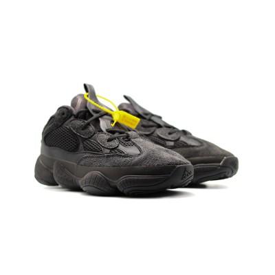 Купить Кроссовки мужские Adidas Yeezy Boost 500 Shadow Black и оценить их качество