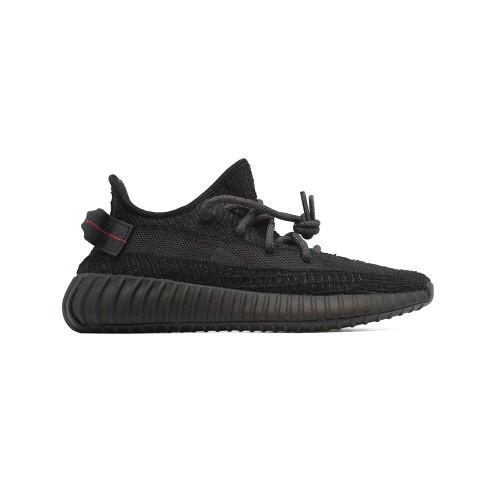 Кроссовки мужские Adidas YEEZY Boost 350 Reflective - Black