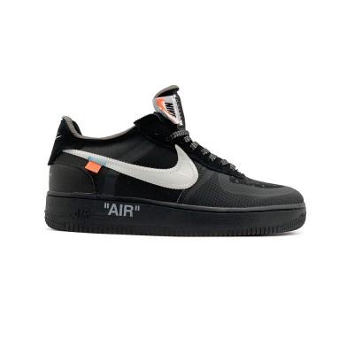 Купить Мужские кроссовки Nike Air Force 1 Low SE Black на beinkeds.ru
