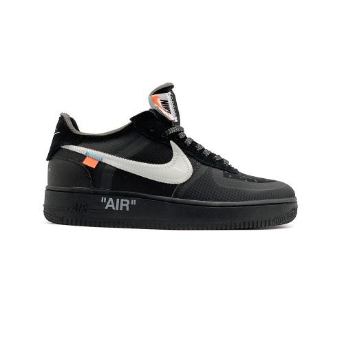 Мужские кроссовки Nike Air Force 1 Low SE Black