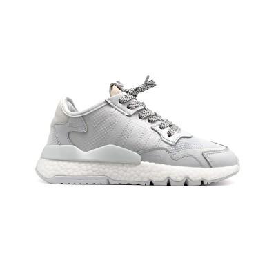 Купить Кроссовки женские Adidas Nite Jogger Light-Grey  в один клик!