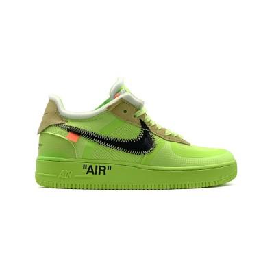 Купить Мужские кроссовки Nike Air Force 1 Low SE Neon на beinkeds.ru