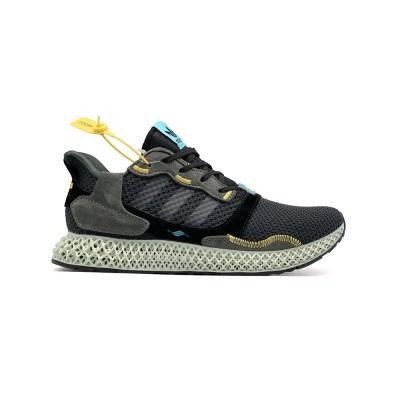 Купить Кроссовки мужские Adidas Wmns AlphaEdge 4D Grey-Black и оценить их качество
