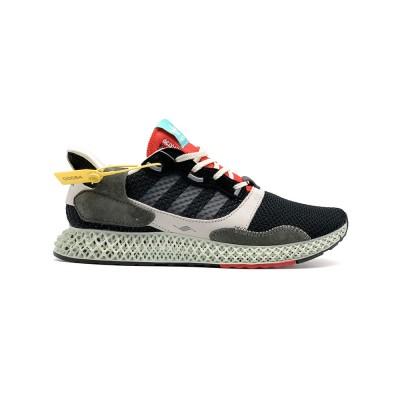 Купить Кроссовки мужские Adidas Wmns AlphaEdge 4D Grey-Black-Red и оценить их качество