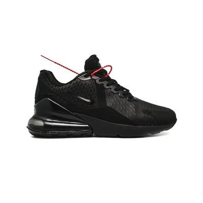 Купить Женские кроссовки Nike Air Max 270 Flair KPU Black за 6290 рублей!