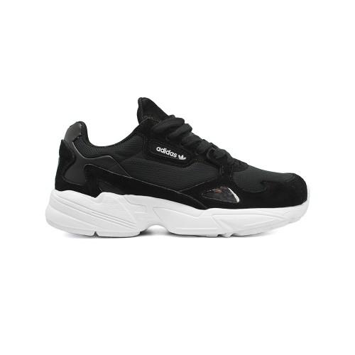 Кроссовки женские Adidas Falcon Black