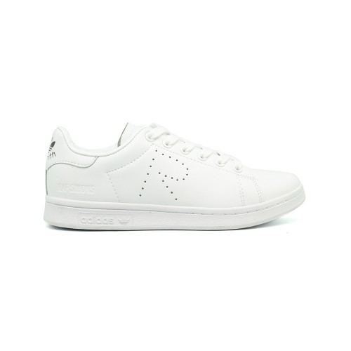 Женские кроссовки Adidas Stan Smith By Raf Simons White