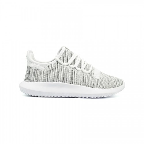 Adidas Men Tubular Shadow Knit White