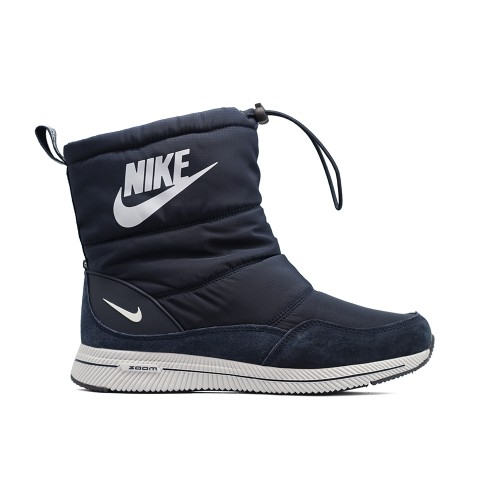 Зимние Nike Дутики Navy