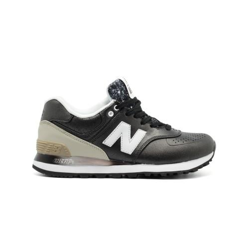 New Balance Женские 574 Gradient Black