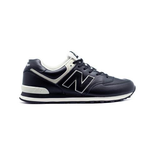 New Balance Мужские 574 XXL Leather Black