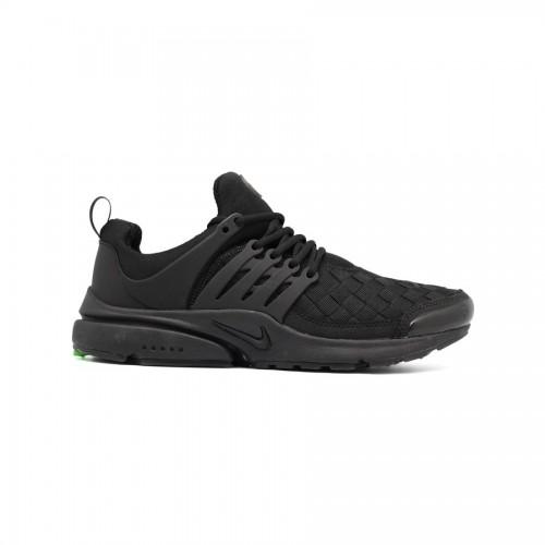 Мужские кроссовки Nike Air Presto Woven Black