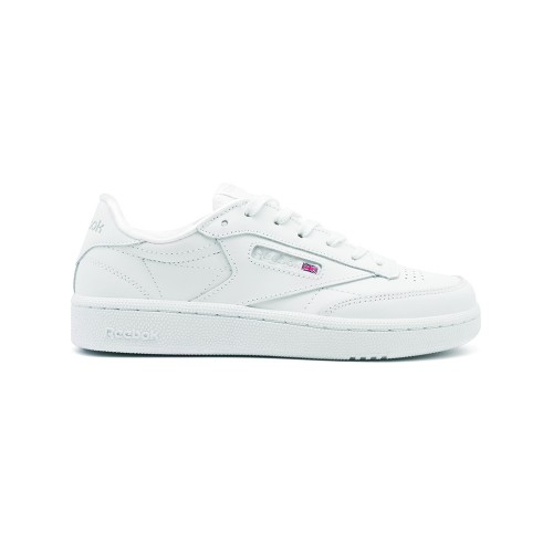 Reebok Men Club C85 Leather White
