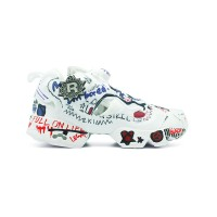 "Мужские кроссовки Vetements x Reebok Insta Pump Fury ""Graffiti"""