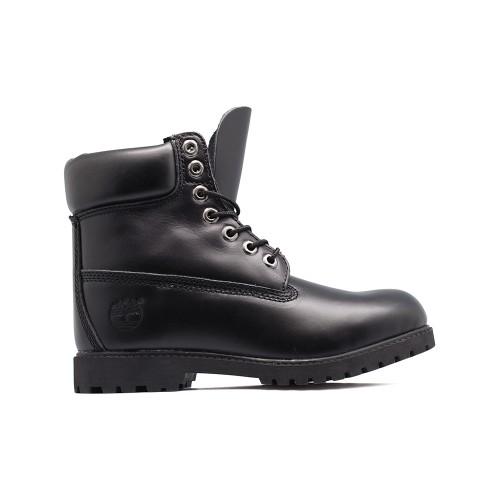 Мужские ботинки Timberland 10061 Black Leather