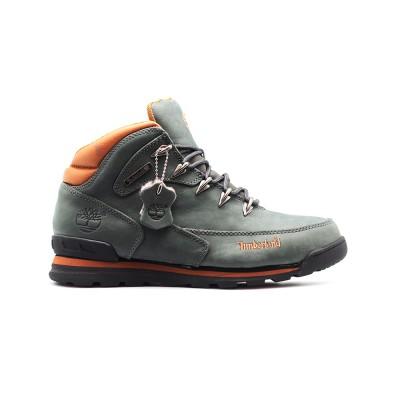 Мужские ботинки с мехом Timberland Euro Sprint Luxury Pack Grey - BeInKeds.ru
