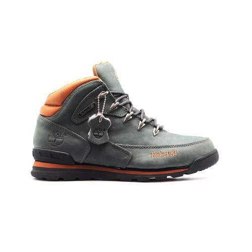 Мужские ботинки с мехом Timberland Euro Sprint Luxury Pack Grey