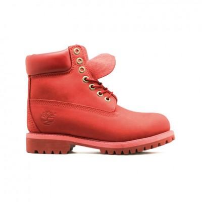 Женские ботинки Timberland 10061 Red - BeInKeds.ru