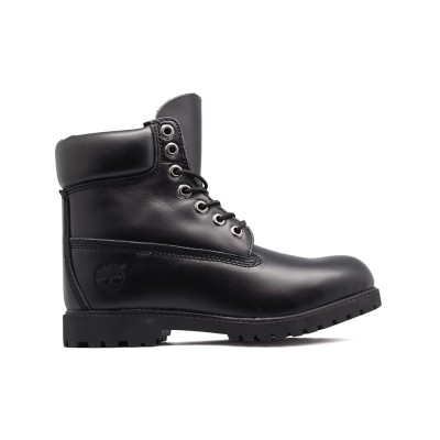 Женские ботинки Timberland 10061 Black Leather - BeInKeds.ru