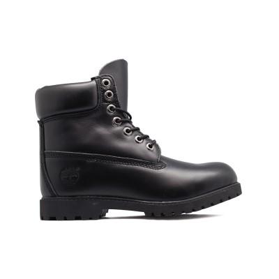 Женские ботинки Timberland 10061 Black Leather - BeInKeds.ru