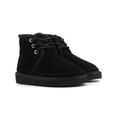 Kids Boot Neumel - Чёрные