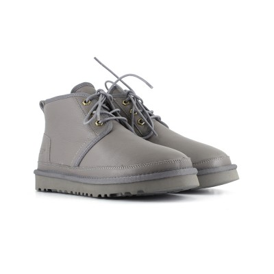 Neumel Leather - Grey