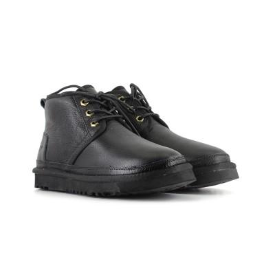 Neumel Leather - Black
