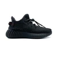 Кроссовки детские Adidas YEEZY Boost 350 V2 Black Reflective