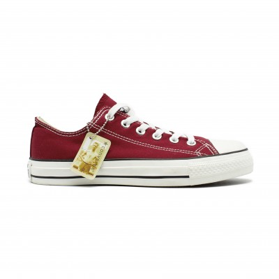 Мужские кеды Converse All Star Chuck Taylor Low Bordeaux