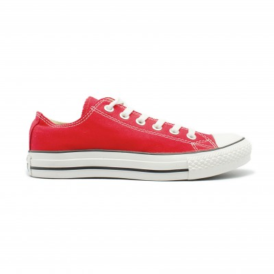 Женские кеды Converse All Star Chuck Taylor Low Red