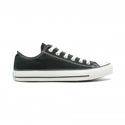 Женские кеды Converse All Star Chuck Taylor Low White-Black