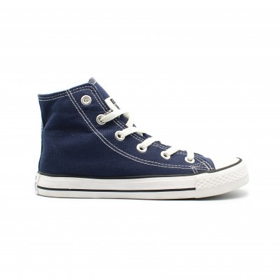 Женские кеды Converse All Star Chuck Taylor High Navy
