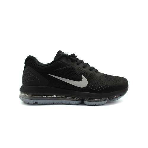 Мужские кроссовки Nike Air Max 2018 Black-Silver