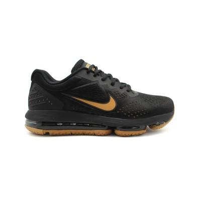 Закажите с доставкой Мужские кроссовки Nike Air Max 2018 Black-Gold