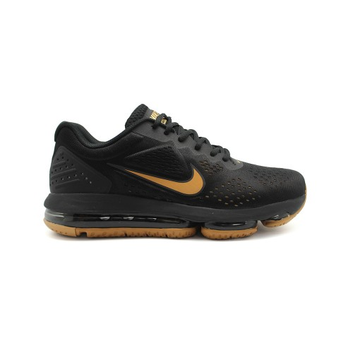Мужские кроссовки Nike Air Max 2018 Black-Gold