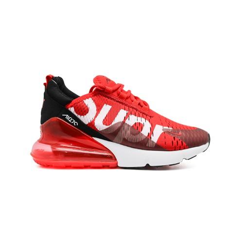 Женские кроссовки Nike Air Max 270 Supreme Red