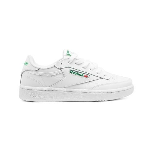 Мужские кроссовки Reebok Club C85 Leather White 2.0