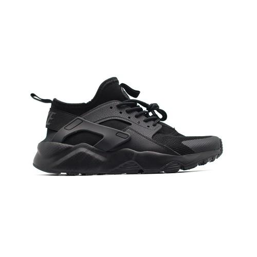 Женские кроссовки Nike Air Huarache Ultra Black 1.0