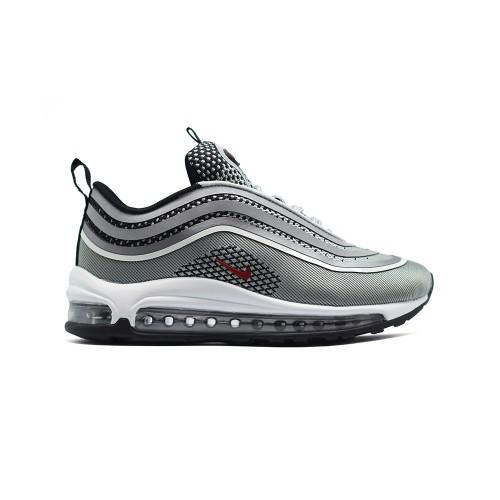Женские кроссовки Nike Air Max Ultra 97 Silver Grey