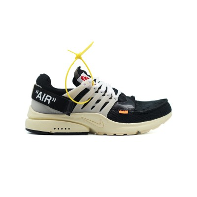Мужские кроссовки Nike Air Presto Woven OFF White The Ten - BeInKeds.ru