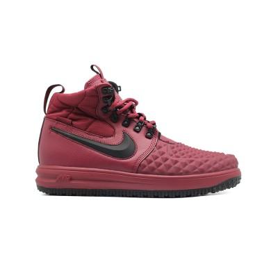 Купить мужские кроссовки Nike Lunar Force 1 Duckboot`17 Bordeaux -beinkeds.ru