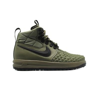 Купить мужские кроссовки Nike Lunar Force 1 Duckboot`17 Olive Green -beinkeds.ru