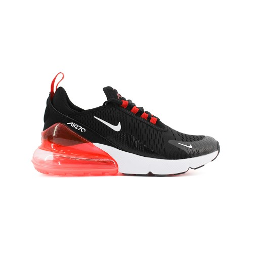 Женские кроссовки Nike Air Max 270 Black-Red