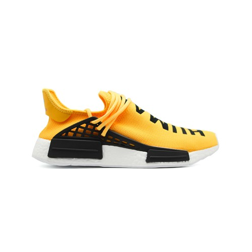 Кроссовки мужские Adidas x Pharell Human Race NMD Yellow