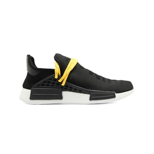 Кроссовки мужские Adidas x Pharell Human Race NMD Black