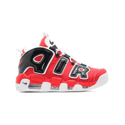 Женские кроссовки Nike Air Max Uptempo 96 Red Black