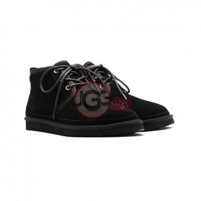 Men Boots Neumel Black