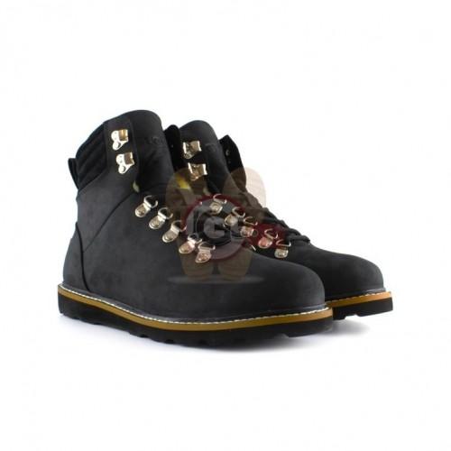 Men Boots Capulin Black